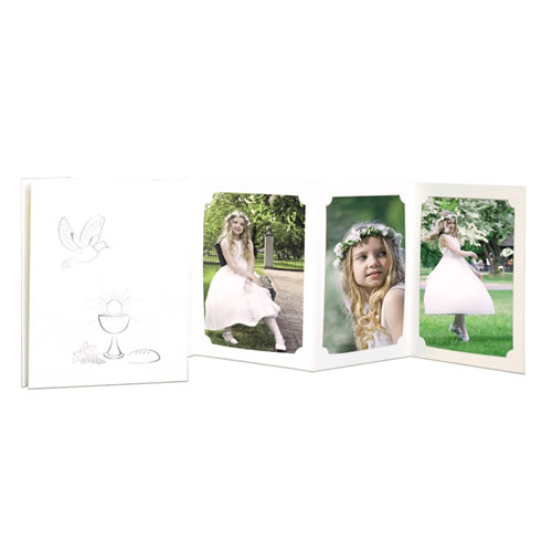 First Holy Communion and Confirmation Photo Folders